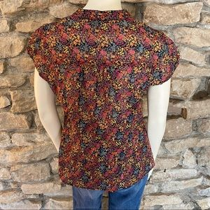 H&M Tops - H&M Floral Printed Top Size 12